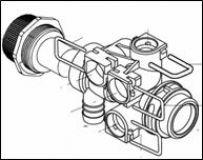 CM81978 комплект предохранительного клапана