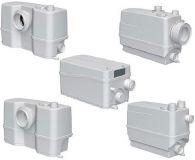 Насосные установки для водоотведения и канализации Sololift 2